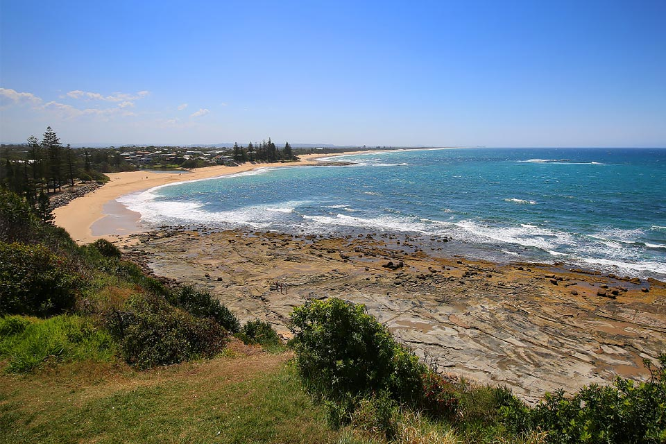 Moffat Beach Caloundra, Sunshine Coast
